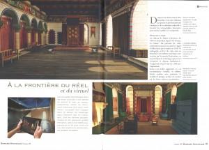Demeure Historique (Double Page 1)